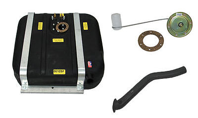 JEEP JEEPSTER COMMANDO 12 GALLON NEW GAS TANK KIT STRAPS SENDER SIDE FILLER HOSE