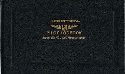 NEW SEALED Jeppesen European Professional Pilot Logbook - JA500101, 10002140 NEW
