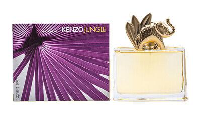 Kenzo Jungle L'Elephant by Kenzo 3.4 oz EDP Perfume for Women New In Box