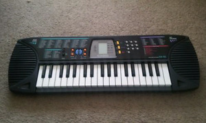 Casio SA 65 small keyboard