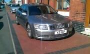 Audi A8 Breaking