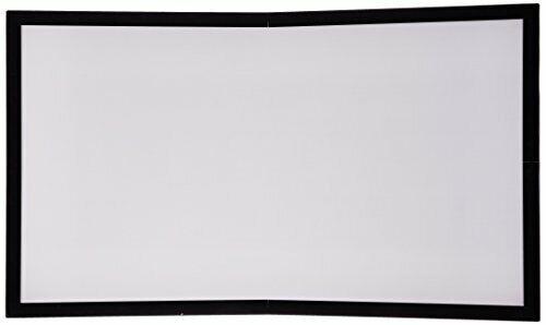 Draper Accuscreens Fixed Gray Projection Screen (82-inch, 16:9 Ratio)
