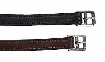 - Nylon Centered Stirrup Leathers 1