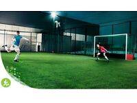 Friendly 7-a-side in Beckton every Monday 8pm and Wednesday 6pm, looking for more players!