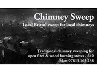 Chimney Sweep - Bristol area