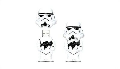 STAR WARS STORMTROOPER 4GB USB FLASH DRIVE STICK GREAT GIFT BRAND NEW
