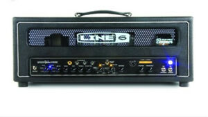 Line 6 HD100 MKii Spider Valve head LETS NEGOTIATE!!