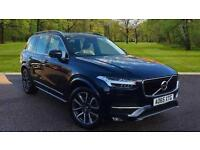 Volvo XC90 2.0TD D5 ( 225bhp ) AWD ( s/s ) Geartronic 2016MY Momentum Blue