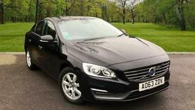 Volvo S60 1.6TD D2 ( 115bhp ) ( s/s ) 2014MY Business Edition