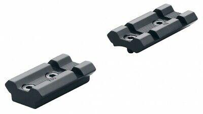 Leupold Rifleman Scope/Ring Base Mount For Remington 700-Matte Black-55890