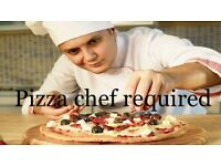 Pizza Chef required