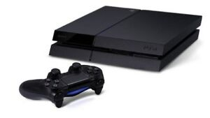 Trade my Sony Ps4 bundle for a Nintendo switch bundle
