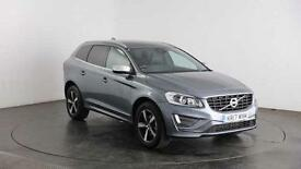 Volvo XC60 2.4TD ( 190bhp ) ( AWD ) ( s/s ) Geartronic 2017MY D4 R-Design Lux