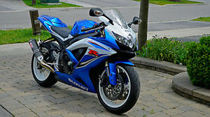 Suzuki GSX-R 600 - Mint Condition