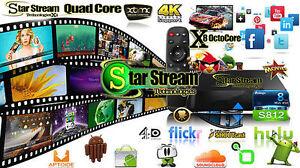 Starstream Android TV Box **Quad Core**