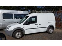 White Ford Transit Connect with 6Months MOT