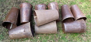 Wedding style Vintage sap buckets for crafts $5.00 each London Ontario image 2