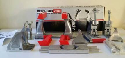 BenchPro 2000 - Multi-purpose Bench Vice and clamping tool. Bassendean Bassendean Area Preview