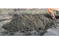 FREE TOP SOIL ( EXCELLENT QUALITY) could be organic