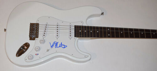 Kid Cudi Signed Autographed Electric Guitar Man On The Moon PSA/DNA COA