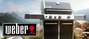 LOOKING FOR A WEBER PROPANE BBQ WITH SIDE BURNER