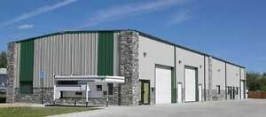 GREAT DEALS! - metal framed buildings AND quonsets!