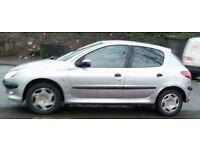 Peugeot 206 - >> £150 <<
