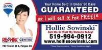 Your Home SOLD in 90 Days Or I Will Sell It For FREE!!