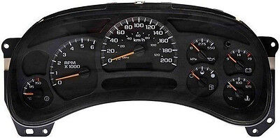 GMC GM Chevy Instrument Cluster Gauge Repair Service R&R Your Cluster Warranty