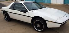 Pontiac Fiero Coupe American California Car 1984 South Toowoomba Toowoomba City Preview
