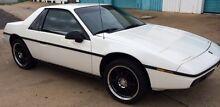 Pontiac Fiero Coupe American California Car 1984 South Toowoomba Toowoomba City Preview