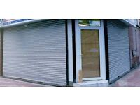 Shutters electric rolling shutters