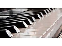Piano Tuition - Theory and Practical