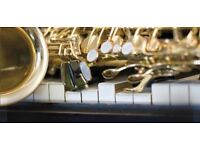 Saxophone & Piano Tuition