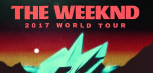 THE WEEKND LOWER BOWL TICKETS FACE VALUE