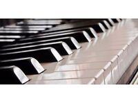 Piano Tuition in Milton, Cambridge