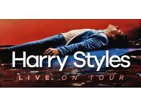 2x seated Harry Styles Tickets