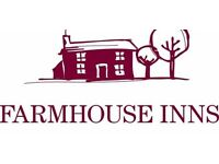 NEW FARMHOUSE INN OPENING - LINE CHEFS, CARVERY CHEFS, CAKE CREATORS, KITCHEN ASSISTANTS REQUIRED