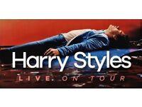 2 x Harry Styles tickets