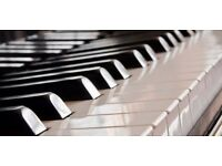 Fun and Friendly piano tutor - lessons in Raynes Park
