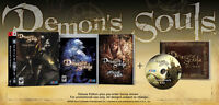 LOOKING for / Achat - Demon's Souls Deluxe Edition