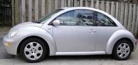2003 Volkswagen Beetle Coupe (2 door)