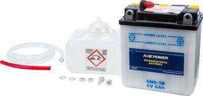 WPS Fire Power 6N6 3B Battery 6N6 3B Honda