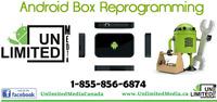 Android TV BOX PROGRAMMING & REPAIR