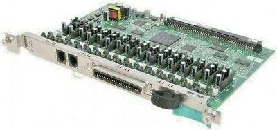 Panasonic Kx-tda0174 16 Port Single Line Extension Card Slc16