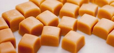 HOMEMADE CARAMELS Made with whole milk & cream, 50 pieces, Fresh FREE (Fresh Whole Milk)