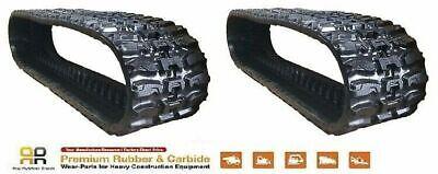 2 Pcs Rubber Track Q 450x86x55 Bobcat T250 T300 T320 T740 T750 T760 T770