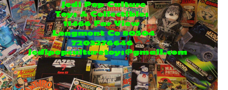 Rebels Pop Culture Toys