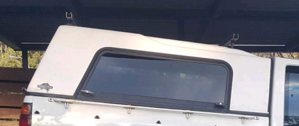 Holden rodeo ute dual cab canopy