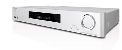 ONKYO TX-L50 - 80 Watt, 5.1 AV-Verstärker, HDR, WLAN, Dolby Vision-WEIß
